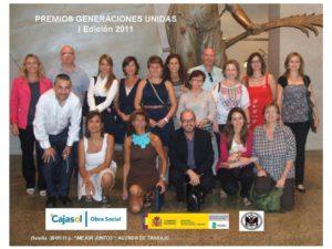 3. Foto Premio Generaciones Unidas