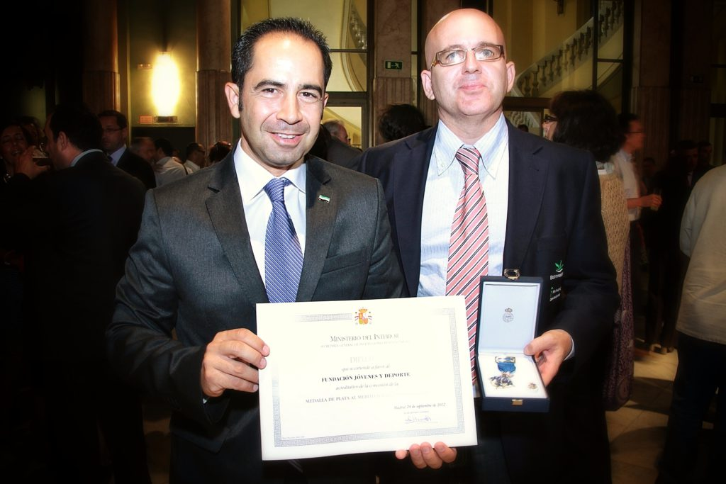 Javier y Montero