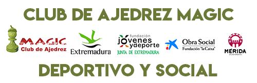 WEB OFICIAL – CLUB AJEDREZ MAGIC
